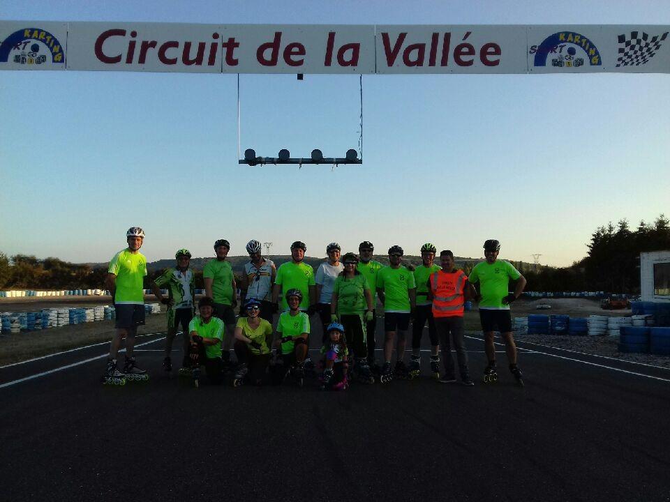 Soirée des p'tits pois sur le circuit de karting de Charmoille le samedi 29 août 2020